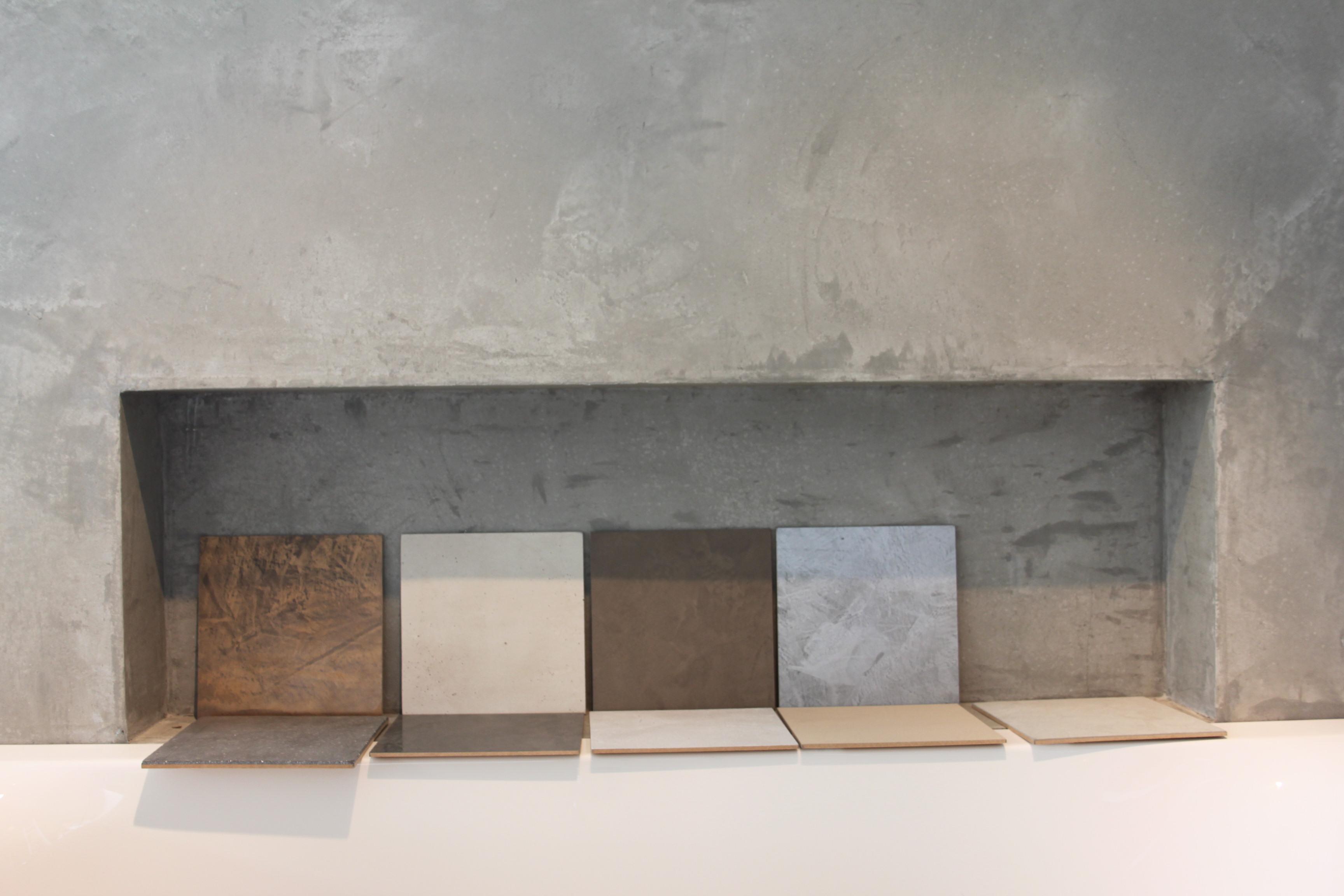 Mortex Badkamer Onderhoud : Beal mortex betonlook u rd stucwerk